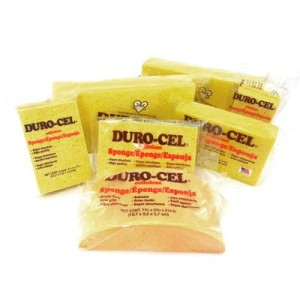 Duro-Cel Cellulose Sponge Collection
