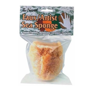 The Natural Faux Artist Sea Sponge Fine_BP-4050FN