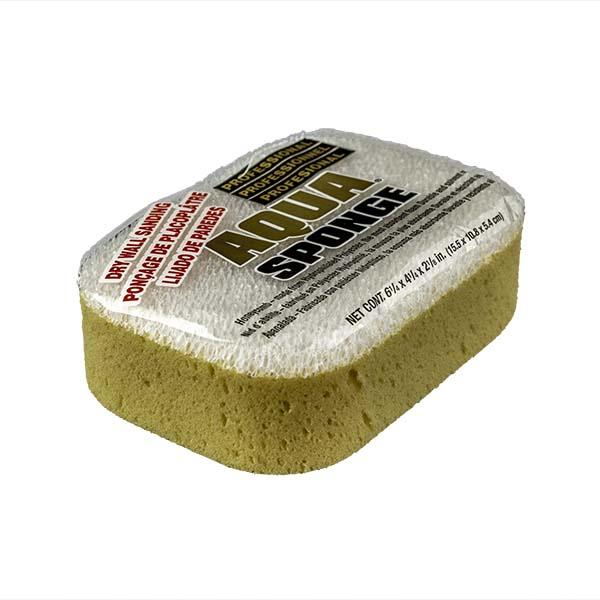 Aqua Sponge - AF2L-SS | Fine Pore Sanding Polyester Sponge - Top Side w/pkg