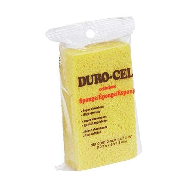 Duro-Cel Cellulose Sponge_3r25