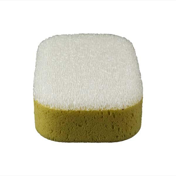 Aqua Sponge - AF2L-SS | Fine Pore Sanding Polyester Sponge - End Side